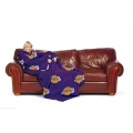 Los Angeles Lakers NBA The Comfy Throw� by Northwest�