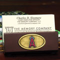 Los Angeles Anaheim Angels MLB Business Card Holder