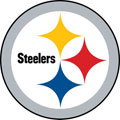 Pittsburgh Steelers Logo Fathead NFL Wall Graphic