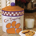 Clemson Tigers NCAA College Gameday Ceramic Cookie Jar