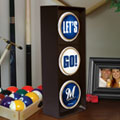 Milwaukee Brewers MLB Stop Light Table Lamp