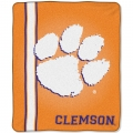 "Clemson Tigers College ""Jersey"" 50"" x 60"" Raschel Throw"
