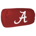 "Alabama Crimson Tide NCAA College 14"" x 8"" Beaded Spandex Bolster Pillow"
