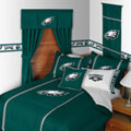 Philadelphia Eagles MVP Window Drapes