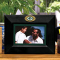 "Green Bay Packers NFL 8"" x 10"" Black Horizontal Picture Frame"