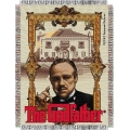 "The Godfather The Old Country 48"" x 60"" Metallic Tapestry Throw"