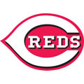 Cincinnati Reds Logo Fathead MLB Wall Graphic