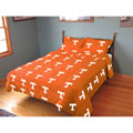 Tennessee Vols 100% Cotton Sateen Queen Comforter Set