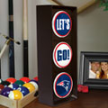 New England Patriots NFL Stop Light Table Lamp
