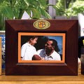 "Clemson Tigers NCAA College 8"" x 10"" Brown Horizontal Picture Frame"