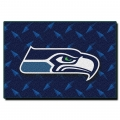 "Seattle Seahawks NFL 20"" x 30"" Tufted Rug"