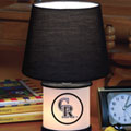 Colorado Rockies MLB Accent Table Lamp