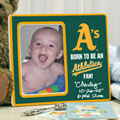 Oakland Athletics MLB Ceramic Picture Frame