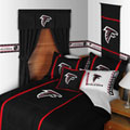 Atlanta Falcons MVP Window Drapes