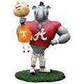 Alabama Crimson Tide NCAA College Rivalry Figurine