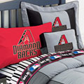 Arizona Diamondbacks MLB Authentic Team Jersey Pillow