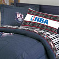 New Jersey Nets Twin Size Sheets Set