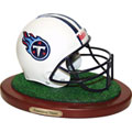 Tennessee Titans NFL Football Helmet Figurine