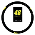 Jimmie Johnson #48 NASCAR Steering Wheel Cover