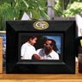 "Georgia Tech Yellowjackets NCAA College 8"" x 10"" Black Horizontal Picture Frame"