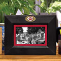 "Cincinnati Reds MLB 8"" x 10"" Black Horizontal Picture Frame"