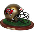 Tampa Bay Buccaneers NFL Football Helmet Figurine
