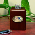 New England Patriots NFL Paper Clip Holder