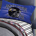 Baltimore Ravens Pillow Case
