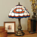 Chicago Bears NFL Stained Glass Tiffany Table Lamp