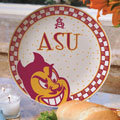 "Arizona State Sun Devils NCAA College 11"" Gameday Ceramic Plate"