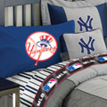 New York Yankees Full Size Sheets Set