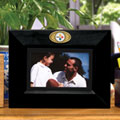 "Pittsburgh Steelers NFL 8"" x 10"" Black Horizontal Picture Frame"