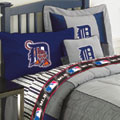 Detroit Tigers Twin Sheets Set