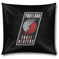 "Portland Trail Blazers NBA 18"" x 18"" Cotton Duck Toss Pillow"