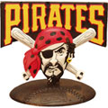 Pittsburgh Pirates MLB Logo Figurine