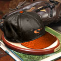 Baltimore Orioles MLB Baseball Cap Figurine