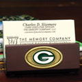 Green Bay Packers NFL Business Card Holder