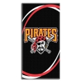 "Pittsburgh Pirates MLB 30"" x 60"" Terry Beach Towel"