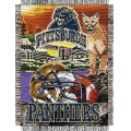 "Pittsburgh Panthers NCAA College ""Home Field Advantage"" 48""x 60"" Tapestry Throw"