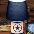 Dallas Cowboys NFL Accent Table Lamp
