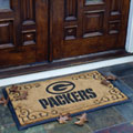 Green Bay Packers NFL Rectangular Outdoor Door Mat