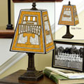 Tennessee Vols NCAA College Art Glass Table Lamp