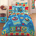 Thomas Ticket to Ride Twin Bedskirt