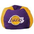 "Los Angeles Lakers NBA 102"" Cotton Duck Bean Bag"