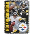 "Ben Roethlisberger NFL ""Players"" 48"" x 60"" Tapestry Throw"
