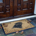 Carolina Panthers NFL Rectangular Outdoor Door Mat