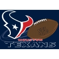 "Houston Texans NFL 20"" x 30"" Tufted Rug"