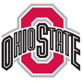 Ohio State Buckeyes Resized Logo Fathead NCAA Wall Graphic