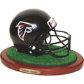 Atlanta Falcons NFL Football Helmet Figurine