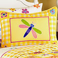 Olive Kids Flowerland Pillow Sham